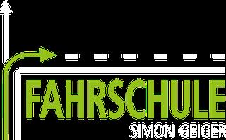 Fahrschule Simon Geiger Logo